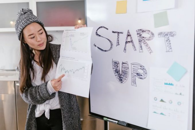 Start up ondernemerschap financiëren